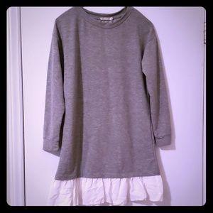 Dresses & Skirts - Cute sweatshirt dress